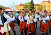 Hanácký den v Kroměříži