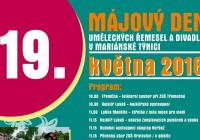 Májový den v Mariánské Týnici - Kralovice