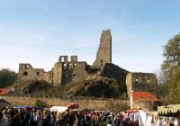 Podzimní řemeslné trhy na hradě Okoř
