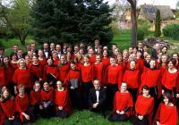 Koncert sboru berlínské Humboldtovy univerzity
