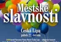 Městské slavnosti - Česká Lípa