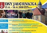 Dny Javornicka