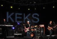 Koncert kapely Keks na Křivoklátě