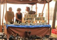 Hrnčířské trhy v Praze