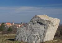 Vrbkův kámen, Nový Šaldorf-Sedlešovice