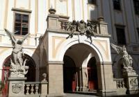 Arcibiskupský zámek Kroměříž, Kroměříž