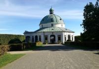 Rotunda s Foucaltovým kyvadlem