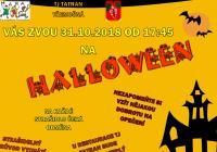 Halloween ve městě Třemošná