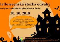 Halloweenská stezka odvahy v Českém Krumlově