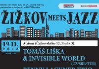 Žižkov meets jazz - Praha
