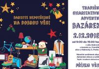 Adventní bazar Habrovka - Praha