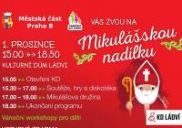 Mikuláš - Kulturní dům Ládví Praha