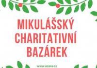 Mikulášský charitativní bazárek - Praha
