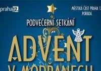 Advent v Modřanech Praha