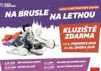 Kluziště na Letné - Praha