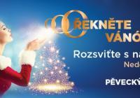 Rozsvícení vánočního stromu v Olympii Plzeň