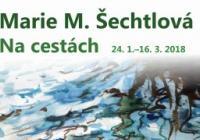 Marie M. Šechtlová: Na cestách