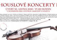 Náš Martinů: houslové koncerty 1