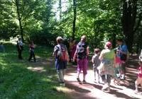 Pochod Hrádeček - Mladé Buky