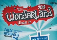 Wonderland 2018 warm-up
