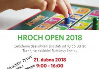 Hroch Open 2018
