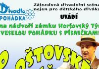 Divadlo na nádvoří - O poštovském panáčkovi - Horšovský Týn