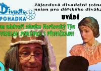 Divadlo na nádvoří - O zmrzlém králi - Horšovský Týn