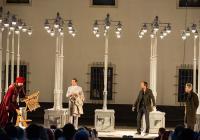 Letní shakespearovské slavnosti - Hamlet - Hrad Špilberk Brno