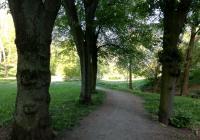 Park Alejka, Broumov