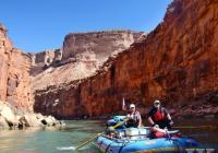 Expedice Colorado river - AKCE BYLA ZRUŠENA