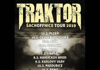 Traktor Šachoffnice Tour - Praha