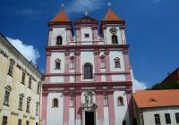 Kostel Nanebevzetí Panny Marie a sv. Václava, Znojmo