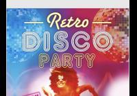 Retro disco party