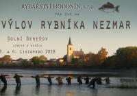 Výlov rybníka Nezmar - Dolní Benešov