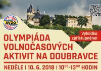 Olympiáda volnočasových aktivit na Doubravce