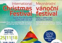 Mezinárodní vánoční festival 2018