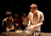 Zvukové odrazy: Live modular performance