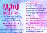 Miluj svůj život – mezinárodní festival ezoterických a duchovních směrů