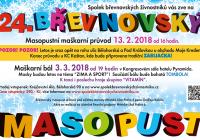 Břevnovský masopust 2018