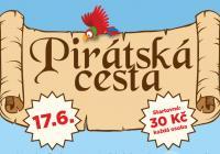 Pirátská cesta v Kladně