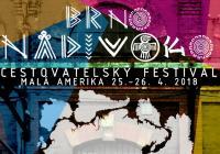 BrnoNadivoko: cestovatelský festival