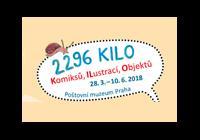 2296 KILO - Komiksy, ILustrace, Objekty
