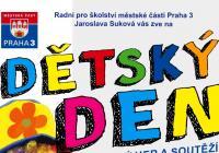Den dětí v rekreačním areálu Pražačka - Praha