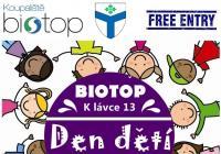 Den dětí - Biotop Brno