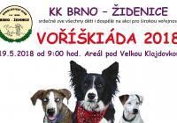 Voříškiáda - Velká Klajdovka Brno Židenice