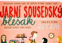 Jarní sousedský blešák - Brno Židenice
