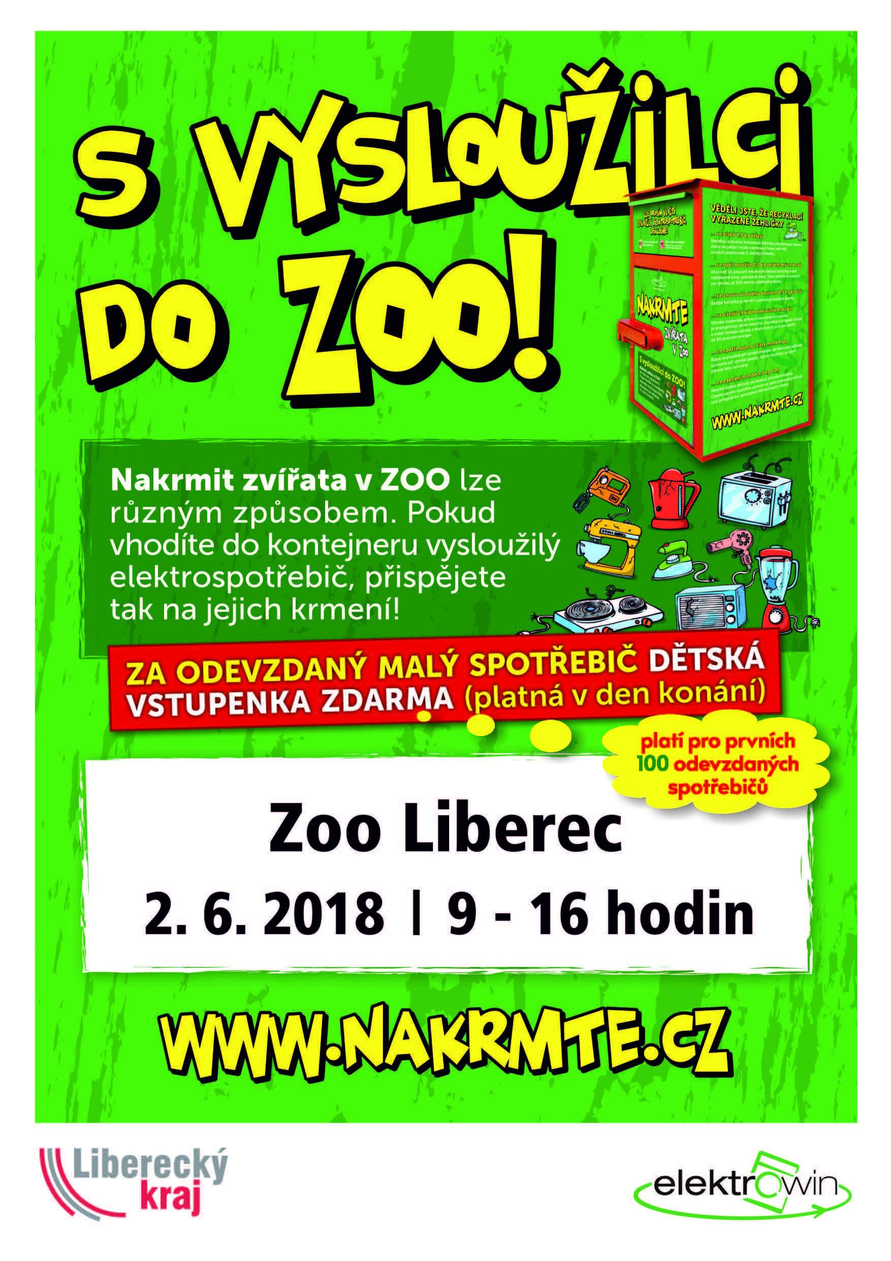 Den dětí v Zoo Liberec