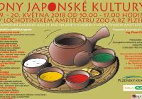 Dny japonské kultury - Zoo Plzeň