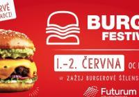 Burger festival a Den dětí - Futurum Hradec Králové