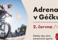 Adrenalin v Géčku České Budějovice
